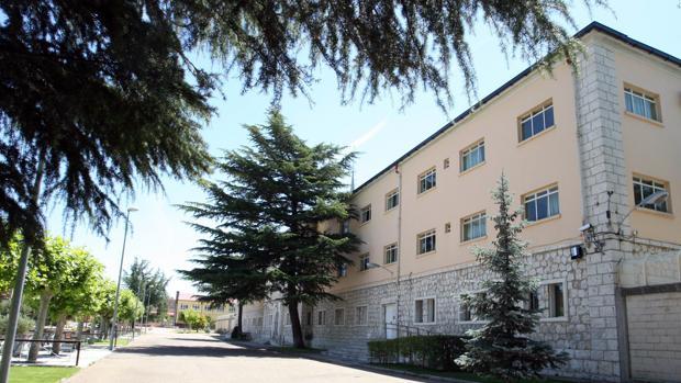 El centro de menores Zambrana de Valladolid