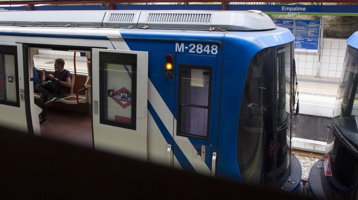Quejas de los usuarios de Metro por el uso del aire acondicionado