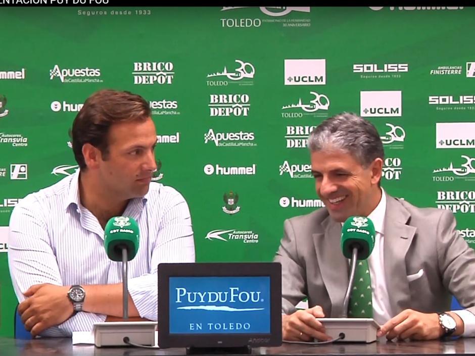 Puy du Fou se convierte en patrocinador oficial del CD Toledo