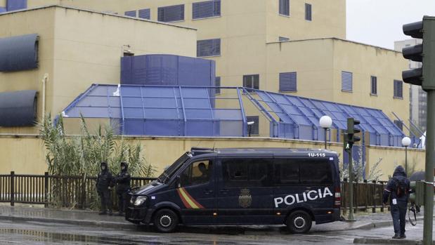 Imagen de archivo del Centro de Internamiento de Extranjeros de Aluche, Madrid