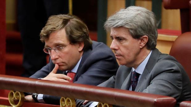 Sondeos en el PP para vencer a Carmena y «testar» a Garrido
