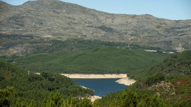 El cuerpo fue encontrado en las inmediaciones de la Conferencia Hidrográfica del Miño-Sil