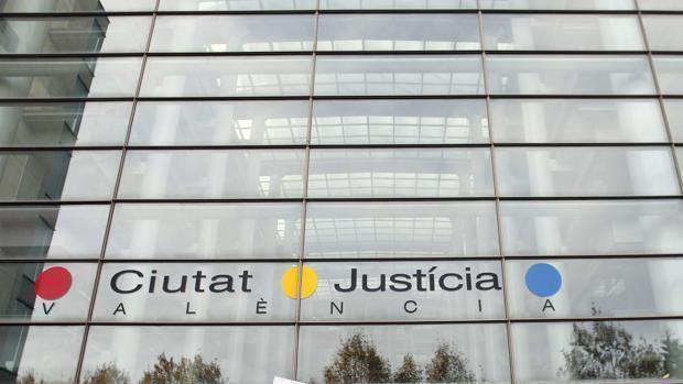 Imagen de la Audiencia de Valencia