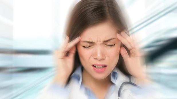 Una paciente con migrañas