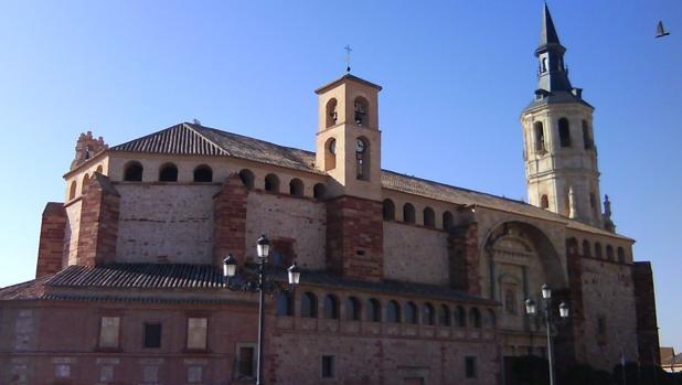 Iglesia de La Solana