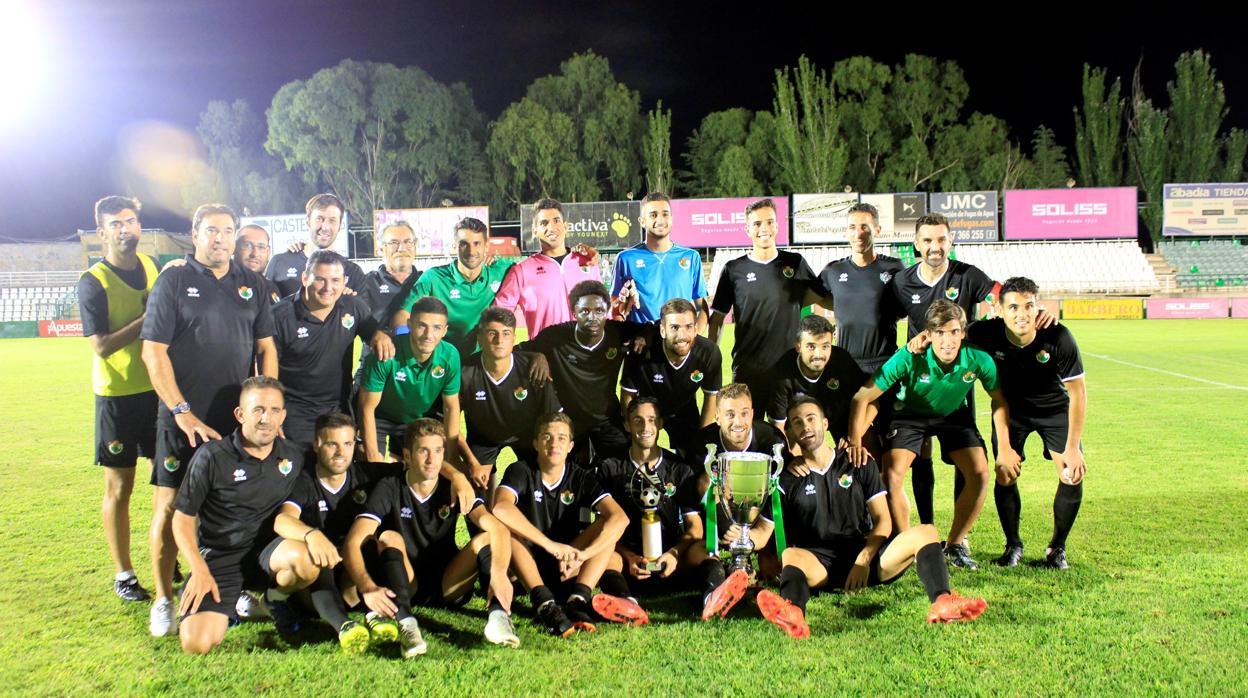 0-1: El Talavera cae ante el Fuenlabrada en el último partido de pretemporada