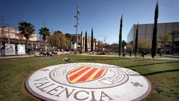 Imatge del campus de la Universitat Politècnica de València