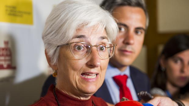 Maria José Segarra Crespo, fiscal general del Estado