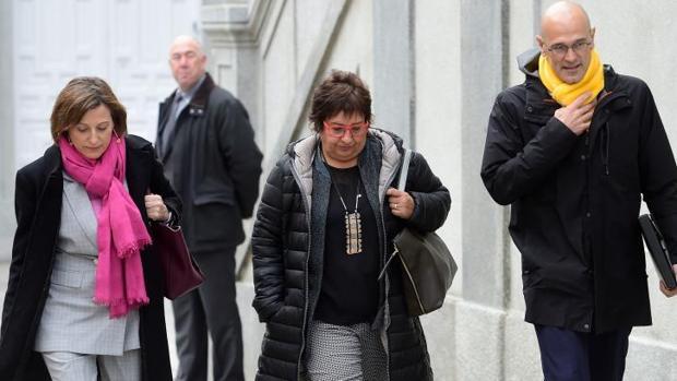 Hemeroteca: El Supremo concede a Bassa el permiso para visitar a su madre en la UCI | Autor del artículo: Finanzas.com