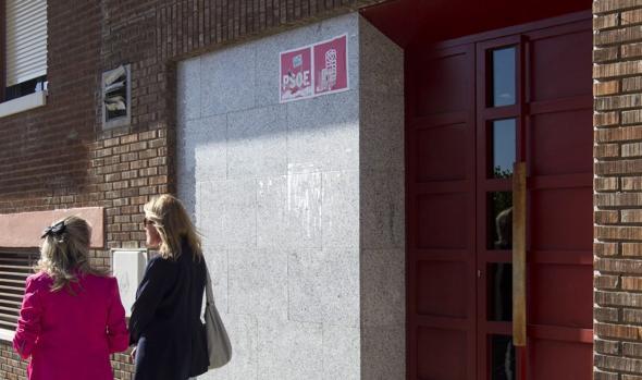 Sede del PSOE de Zamora