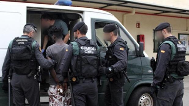 Uno de los «cabecillas» del salto de julio, detenido ayer en el CETI de Ceuta