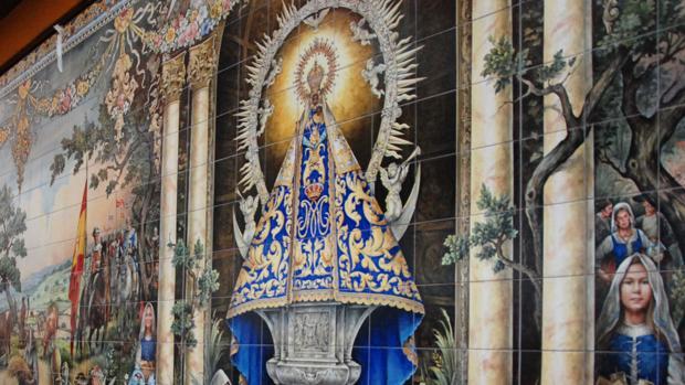 Talavera celebrar la festividad de la virgen del prado for Calle prado 8 talavera dela reina