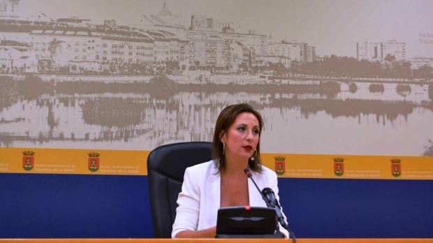 La portavoz del Gobierno ha señalado que las obras «facilitarán la implantación de empresas en nuestra ciudad»