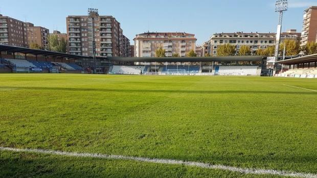 Estadio El Prado, recinto de juego del Talavera