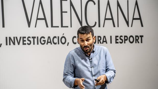 Imagen del conseller de Educación, Vicent Marzà. tomada este jueves en Valencia