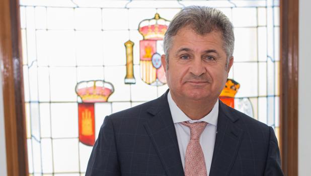 Pedro Casas es alcalde desde 2003
