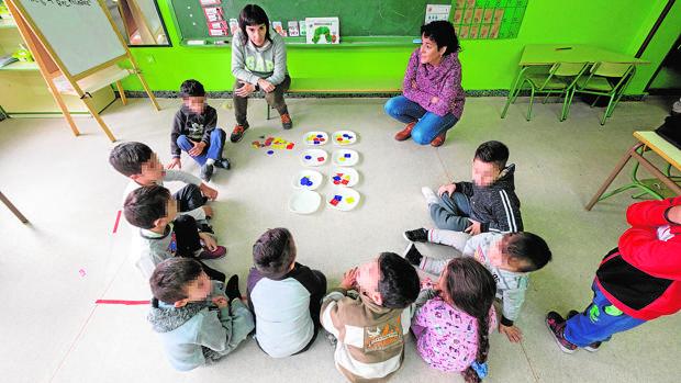 El colegio Miguel Iscar de Valladolid es uno de los que han desarrollado el programa de los centros gueto