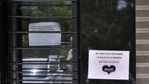 En Castilla y León podría haber unos 12.000 afectados por la clausra de las instalaciones de iDental