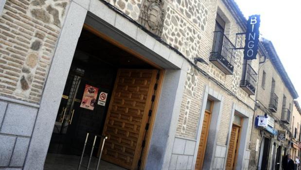 El bingo de Toledo, uno de los establecimientos de juego más antiguos del la región, en la calle Cardenal Tavera