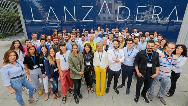 Los emprendedores que se suman esta temporada a la aceleradora de empresas Lanzadera, proyecto de Juan Roig