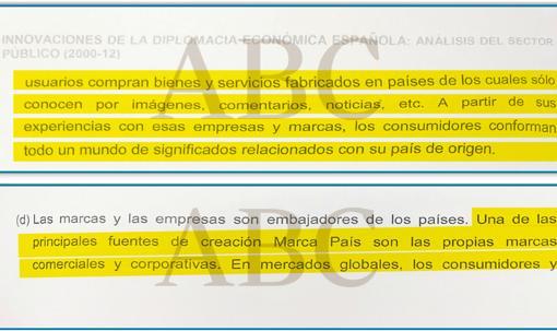 Supuesta tesis plagiada de Pedro Sánchez