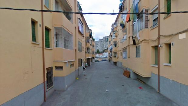 El barrio donde se han producido los hechos es uno de los más degradados de Guadalajara