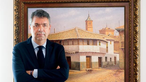 Gustavo Figueroa es alcalde de Bargas desde hace 28 años