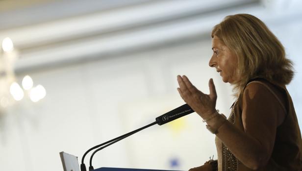 Consuelo Ordólez, presidenta de Covite