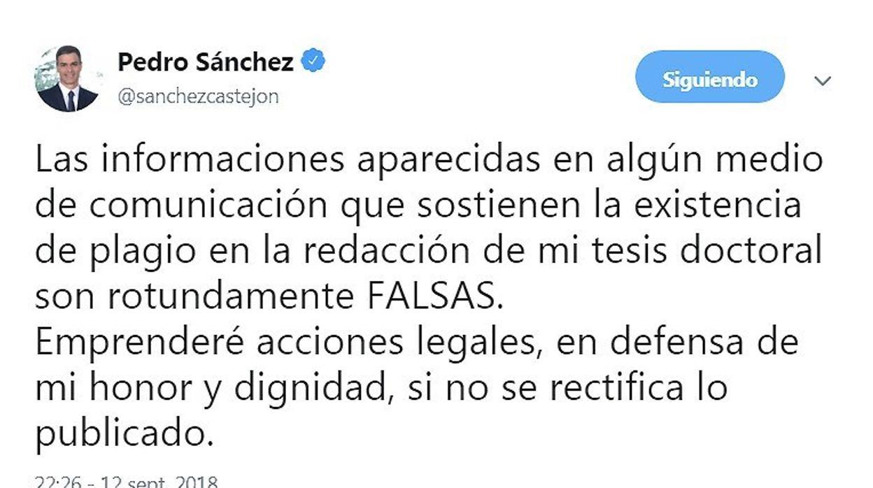 La doble vara de medir: cuando Sánchez pedía la dimisión de Cifuentes y Casado