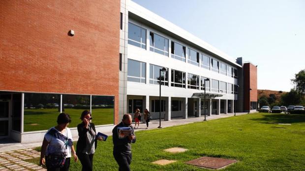 Campus de la Universidad Camilo José Cela, en Villafranca del Castillo (Madrid)