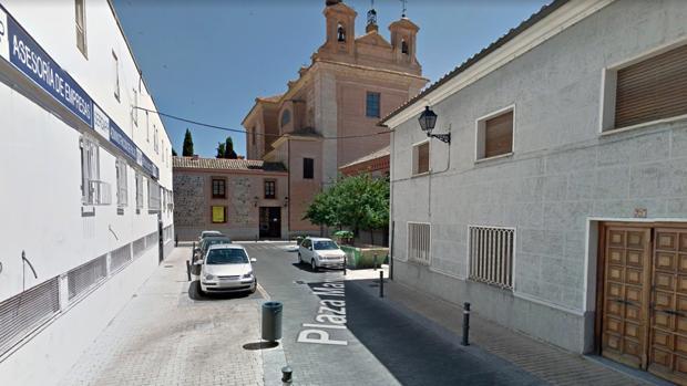 Plaza Manuel de Vega