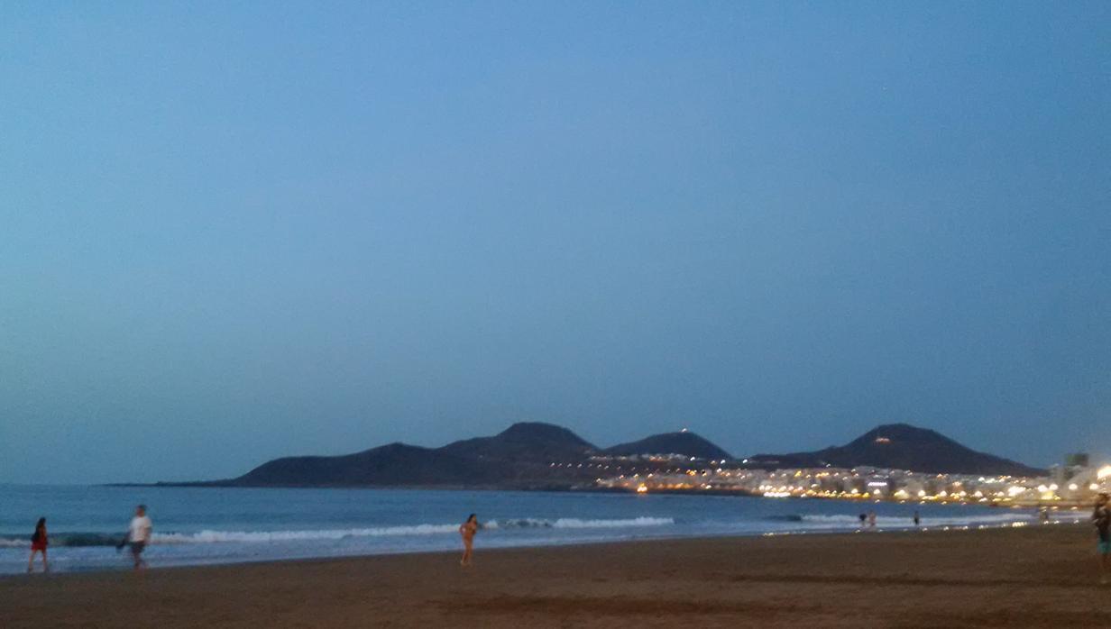 Horizonte de optimismo en la ciudad de Las Palmas con el turismo de invierno
