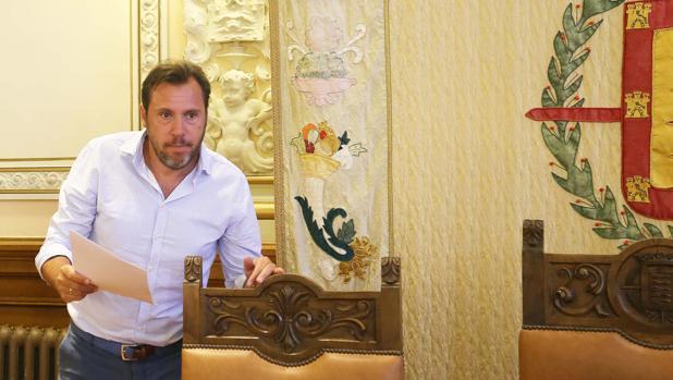 El alcalde de Valladolid, el socialista Óscar Puente