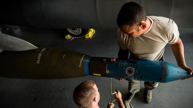 Las bombas vendidas a Arabia Saudí tienen un margen de error de 9 metros