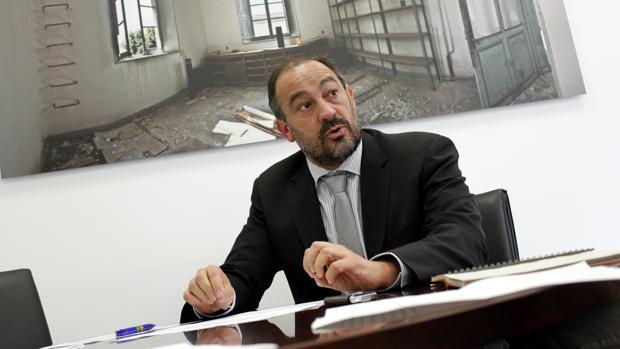 Julián Garde, vicerrector de Investigación y Política Científica de la Universidad de Castilla-La Mancha