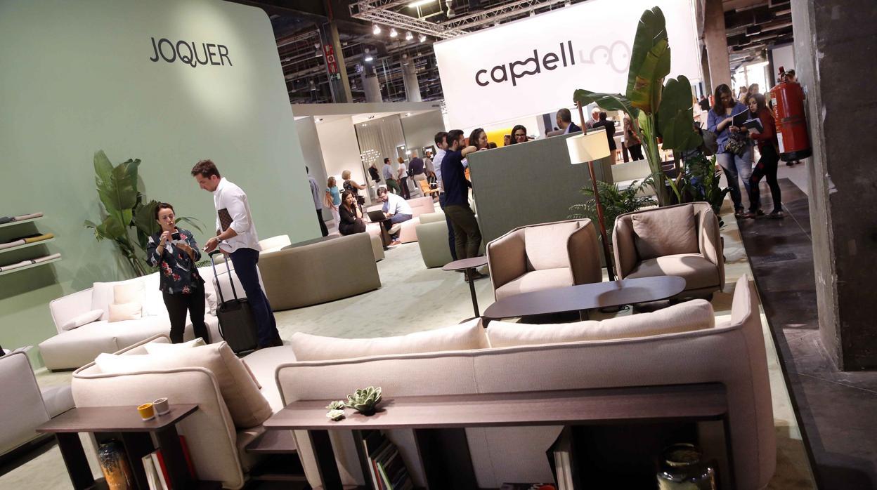 H bitat 2018 la feria del mueble de valencia exhibe m sculo - Habitat muebles espana ...