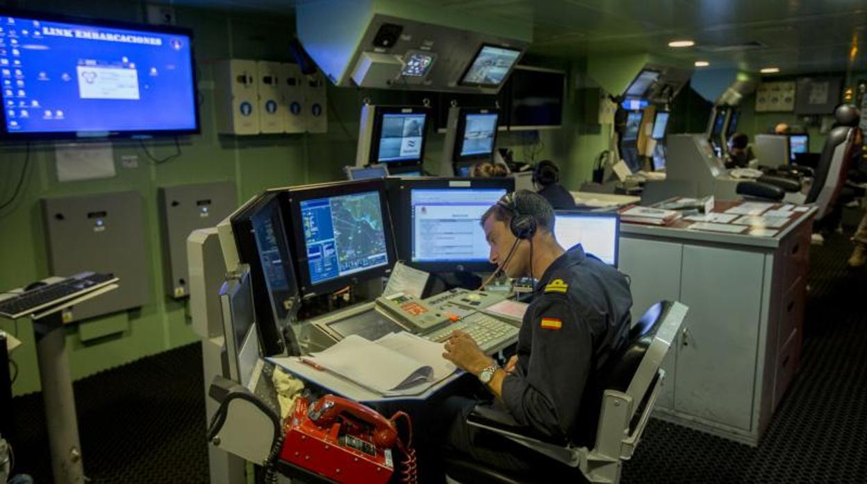 La OTAN testa tecnología gallega de análisis de vídeo en sus barcos