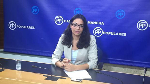 Claudia Alonso será la portavoz de la candidatura de Francisco Núñez para presidir el PP