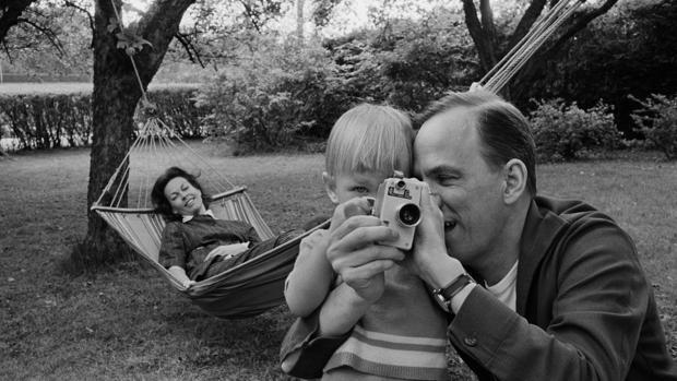 Fotograma del documental «Searching for Ingmar Bergman», que se exhibirá fuera de concurso