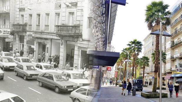 Antes y después de la ciudad