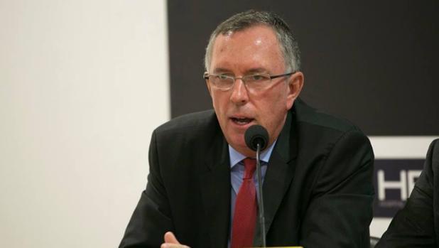 Jorge Petit, consejero delegado del grupo sanitario insular