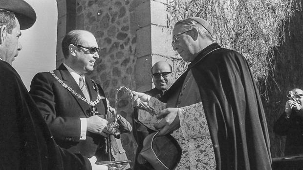 Un libro recoge la vida y obra de los mejores años del cardenal Marcelo en Toledo