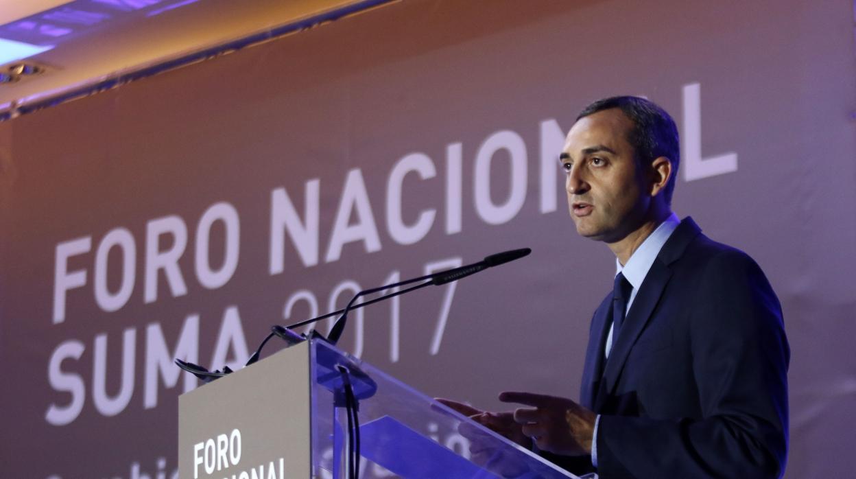 César Sánchez tacha de «absurda» la propuesta para que el Consell asuma la gestión que realiza SUMA