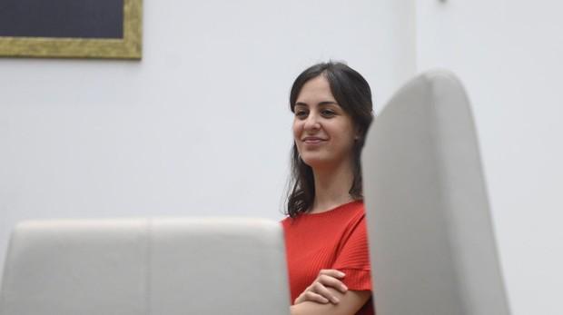 La portavoz del Ayuntamiento, Rita Maestre