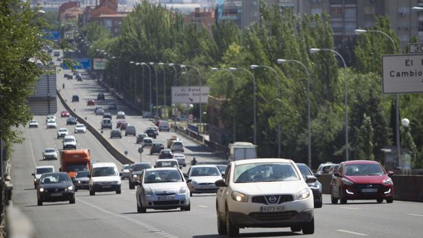 La entrada a Madrid por la A-5 puede convertirse en una ratonera con la instalación de semáforos, denuncia Cs