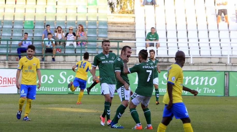 2-1: Angustioso triunfo del Toledo ante La Solana