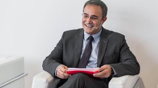 Jesús Carrascosa, viceconsejero de Cultura