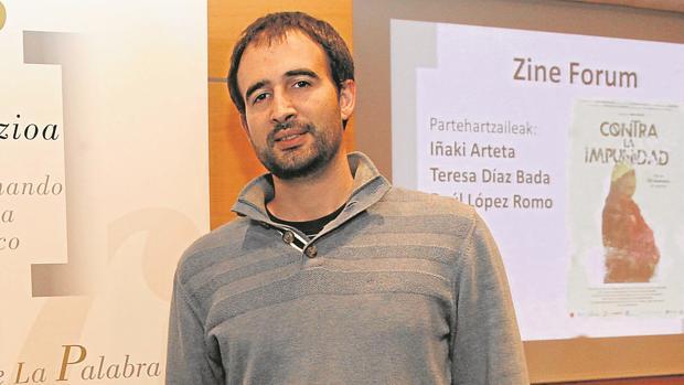 El historiador Raúl López