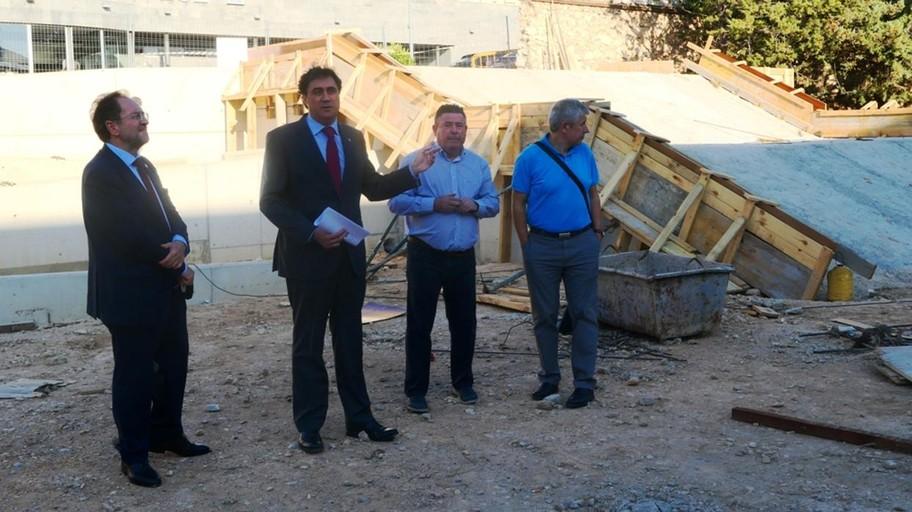 El Ayuntamiento podría ceder «La Fuensanta» al Conquense