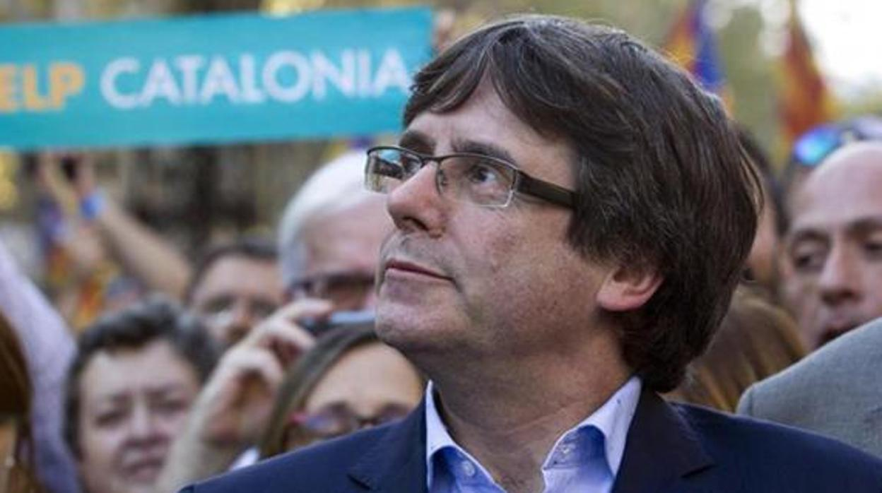 Carles Puigdemont: «Estoy mentalizado de que estamos en guerra contra España»